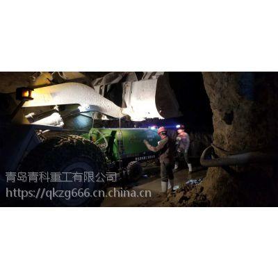 供应优质湿喷机混凝土湿喷机SPJ08-07-22青岛青科重工科尼乐