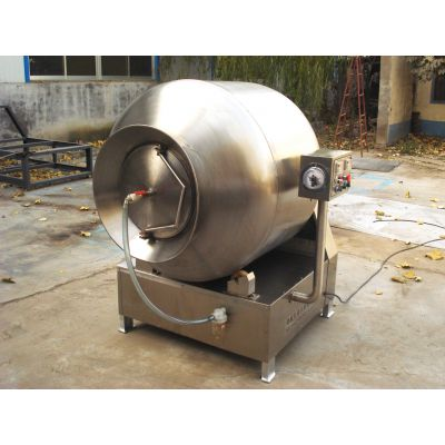 供应肉类嫩化真空滚揉机 海产品用滚揉机