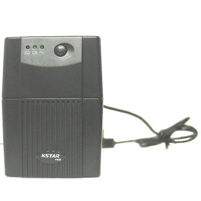 科士达YDE2060 UPS不间断电源 600VA/360W 标准型 内置蓄电池