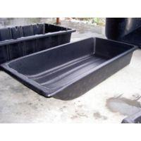 养殖用大型塑料容器 化工桶污水箱 卧式塑料桶生产厂家