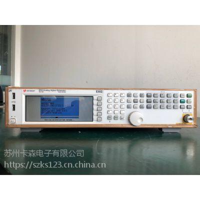 苏州N5173B维修 上海N5173B租赁 EXG系列20G信号源