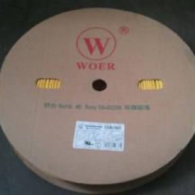 WOER TUBE 125℃ VW-1 E203950热缩管