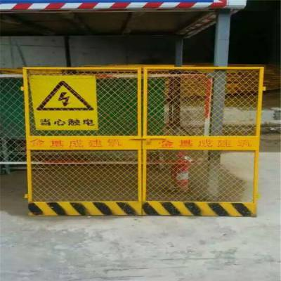 施工工地护栏 优质防护网价格 警示防盗网