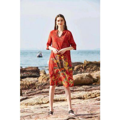 石头鱼女装批发厂家 幕芭莎大码女装尾货批发市场在哪中国女装品牌折扣
