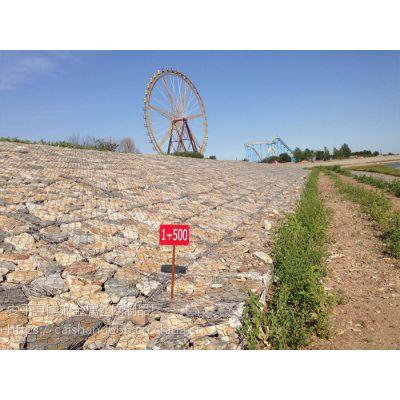 格宾石笼厂家 稳固河床 恢复岸坡植绿格宾石笼生产厂家