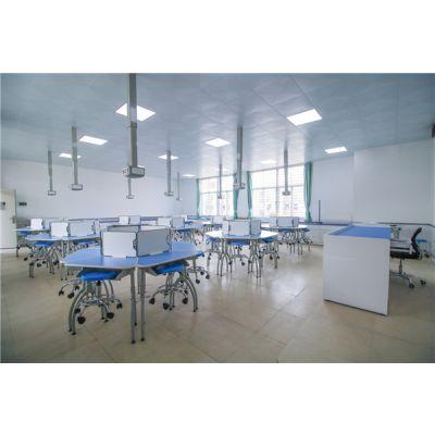 实验室整体装修设计解决方案 蓝恩励