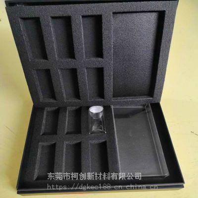 护肤品包装盒内托 环保ixpe包装盒内衬 找柯创新材料