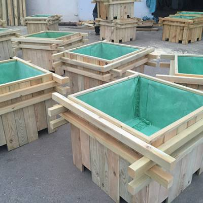 景观花箱价格-景观花箱-景致木材(查看)