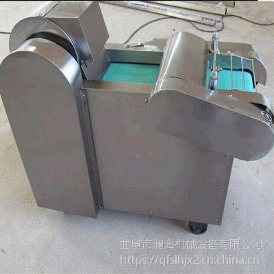 莴苣白菜萝卜切菜机 豆腐切块机 澜海多功能芹菜切段机