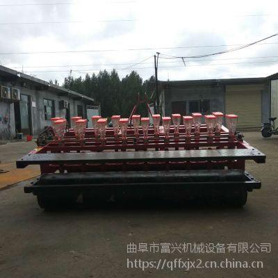 农用谷子高粱播种机-富兴药材苜蓿精播机-小型人力谷子播种机批发