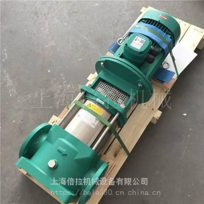 WILO威乐22KW二次加压水泵MVI5208采购价格