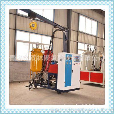供应聚氨酯高压发泡机设备 屋顶隔热板聚氨酯浇注设备 价格