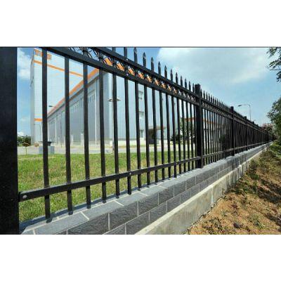 钢管铁艺栏杆 镀锌钢管材质 纽贝尔护栏定做