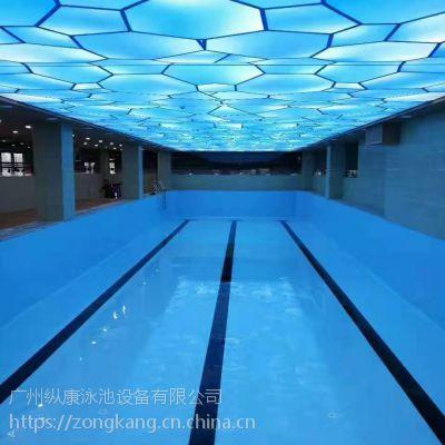 旧泳池翻新改造工程的设计与解决方案