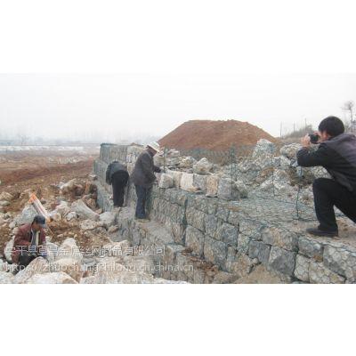 河道固滨笼、防洪固滨笼、绿滨垫、河道治理绿格网、格宾笼
