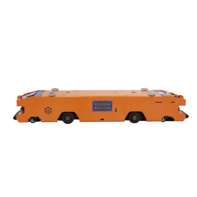 上川智能双驱双向潜伏式agv小车适用于仓储物流家电3C电子等行业