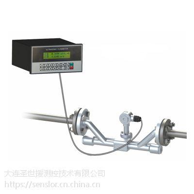 一体式外夹流量计 配M1中型传感器 大连圣世援厂家供应