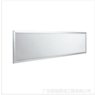 新款方形LED面板灯 LED工程天花灯 项目专用超薄面板灯24w配源