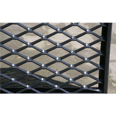 不锈钢钢板网-菱型孔拉伸网-六边形钢板拉伸网定做厂家——上海迈饰