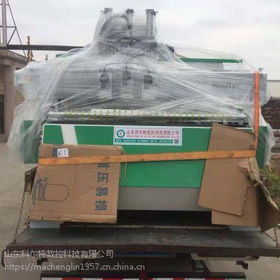 青州三工序开料机KET-1325 临朐全自动上下料 潍坊科尔特数控生产厂家
