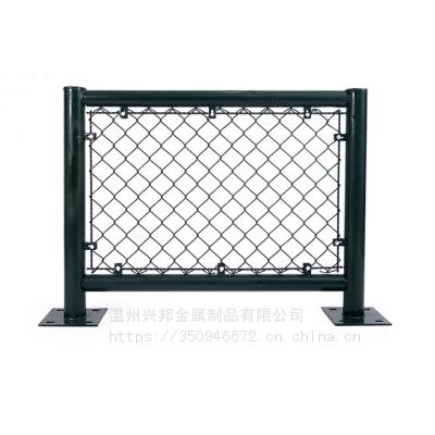 球场围栏学校球场防护隔离网 体育场运动场围栏