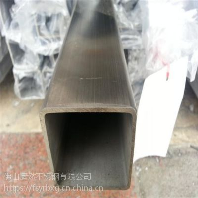 真空电镀非标304不锈钢方管150*150*2.0*3.5mm