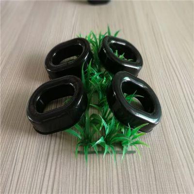 吸塑热压硅胶皮耳套 柔软耐用TPU皮耳罩销售 来样定做慢回弹