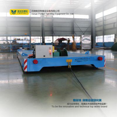 50吨加工坊加工工件转运平台车 帕菲特