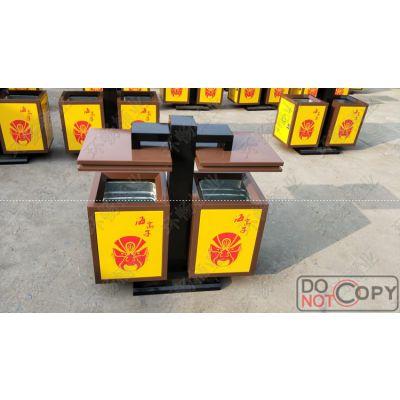 崇州垃圾桶厂家 果皮箱批发厂家 街道市政垃圾箱合作单位