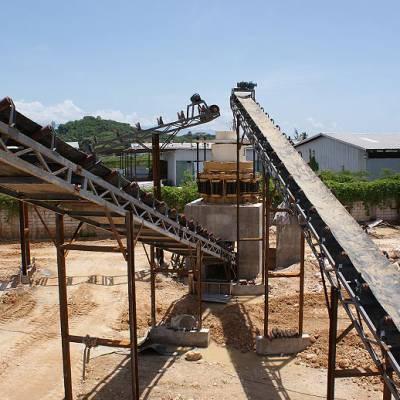 选购制砂机需要注意哪几点?石料破碎工艺流程
