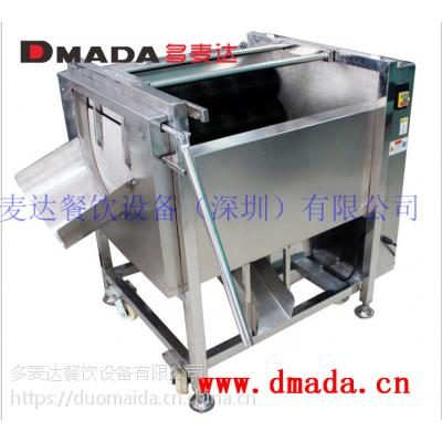 深圳市多麦达餐饮设备生姜清洗脱皮机DMDTP-80