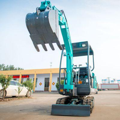 厂家现货履带小挖机 小型挖掘机质优价廉
