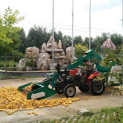 张家界大型棒子脱粒机自走式玉米脱粒机厂