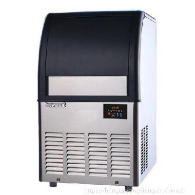 Snowsman/雪人商用制冰机 SD-80方冰制冰机 40KG方冰机