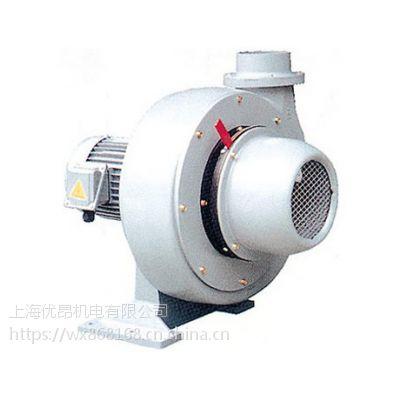 卷烟滤嘴成型机常用优昂透浦式中压鼓风机TB-20020-15KW