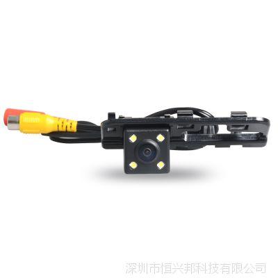 08/09本田思域CCD专用高清led灯摄像头车载防水夜视后视倒车影像