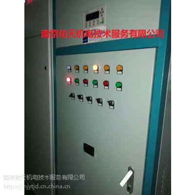 HLC-3-22熊猫变频水泵控制柜保养巡检