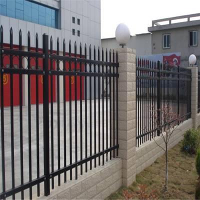 阳江公寓栅栏现货 中山公园防护栏 江门小区隔离栏价格