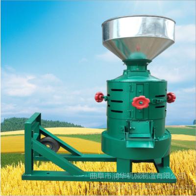 水稻去皮打米机 谷子磨米机 电动小型碾米机