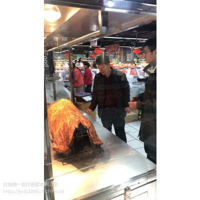 烤猪大盈利空间美食传承烤大猪美食