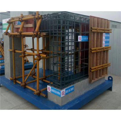 安徽质量样板-合肥易翔钢结构公司-工程质量样板