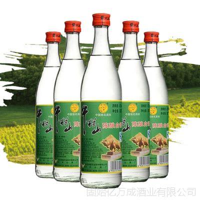 牛栏山二锅头 陈酿42度 500ml浓香型白酒 聚会团圆小酌用酒