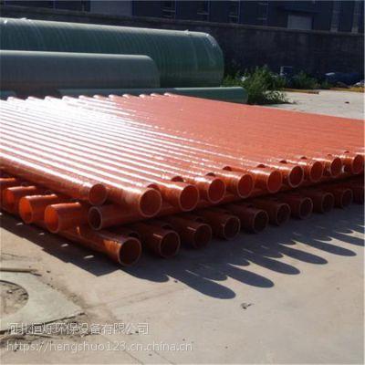 河北恒烁玻璃钢电缆保护管 方山玻璃钢电缆保护管 DN70玻璃钢电缆保护管
