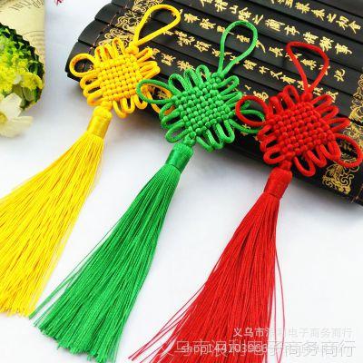 8盘12结穗子套装 手工挂件衣服古装饰品穗子喜庆中国结流苏穗子