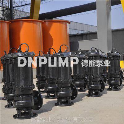 150WQ200-22-22KW型号潜水排污泵生产厂家
