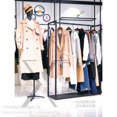 太平鸟品牌2019新款春夏季时尚女装品牌折扣批发大码女装新款组货包