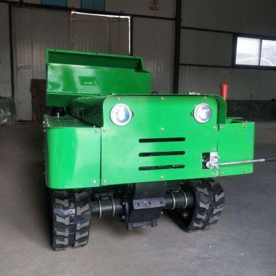 农田除草耕地机 开沟施肥回填机 遥控式果园开沟机