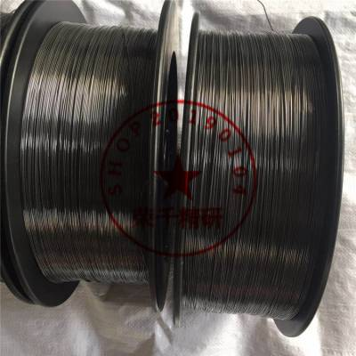 镍钛合金丝 镍钛合金丝 智能锁具用通电收缩 断电恢复原状 直径1.5mm 可打样