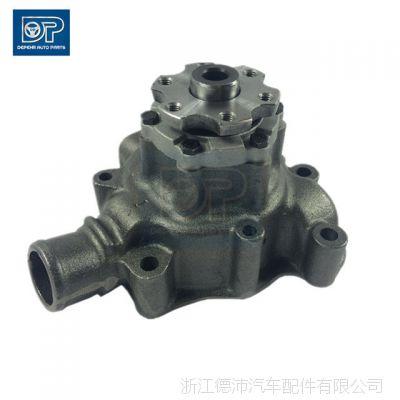 浙江德沛供应欧系重型商用车配件副厂件奔驰卡车铝制冷却水泵3142004201/3142003901