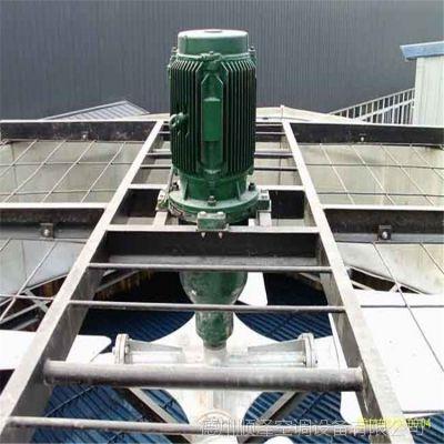 冷却塔专用电机  1.5KW-8冷却塔电动机 冷却塔风叶齿轮减速电机
